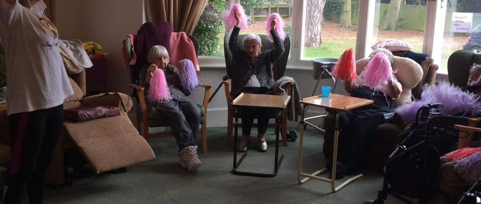 Keep Fit With Chris at Waltham House!