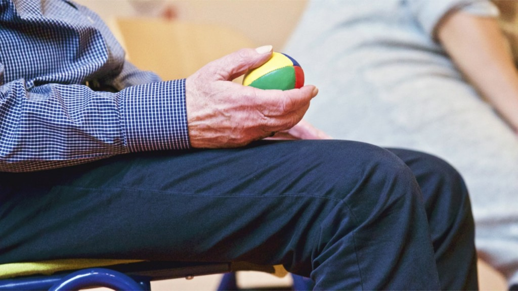 Stiff muscles - Parkinson's disease | Waltham House Care Home