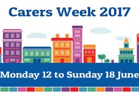 National Carers Week 2017 - Waltham House Care Home
