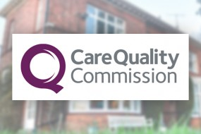 "Waltham House CQC ""Good"" Rating"