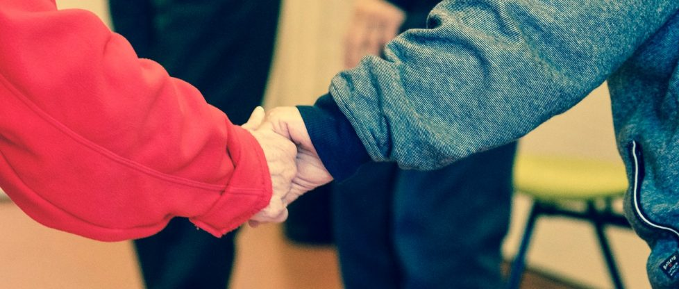 Move More Elderly Exercise | Waltham House Care Home
